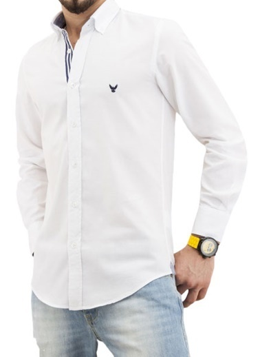Comienzo Gömlek Beyaz